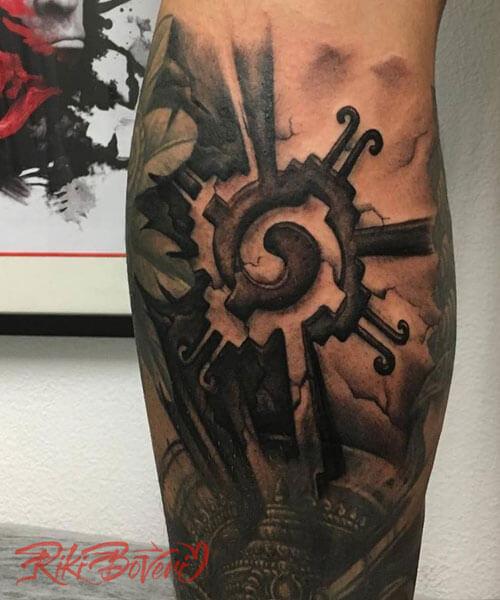 hunab ku tattoo madrid