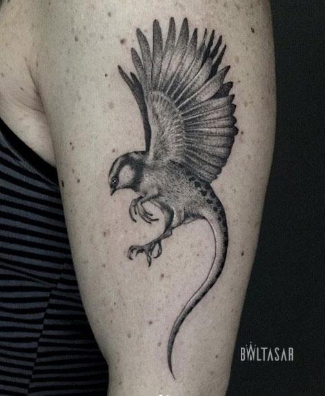 tatuaje hibrido